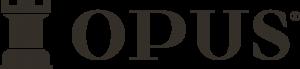 Logo der Markenagentur für strategische und visuelle Kommunikation OPUS Marketing aus Bayreuth.