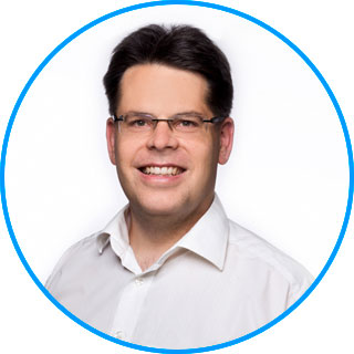 Team des AugenOperationsCentrums: Herr Dr. Christian Mösch