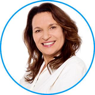 Team des AugenCentrums Bayreuth: Frau Dr. Edith Krehn