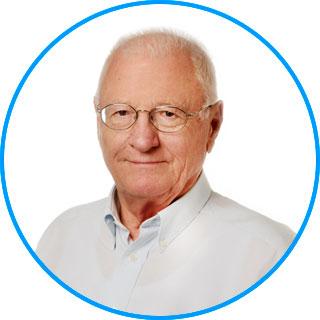 Team des AugenCentrums Bayreuth: Herr Dr. Wolf-Dieter Hickisch