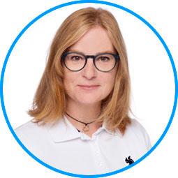 Team des AugenCentrums Bayreuth: Frau Heike Hickisch