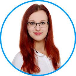Team des AugenCentrums Bayreuth: Frau Jessica Bisani
