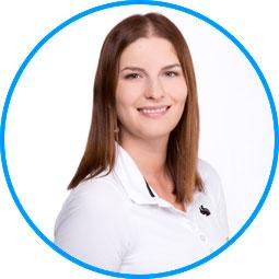 Team des AugenCentrums Pegnitz: Frau Julia Heil