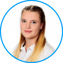 Team des AugenCentrums Pegnitz: Frau Maren Brendel