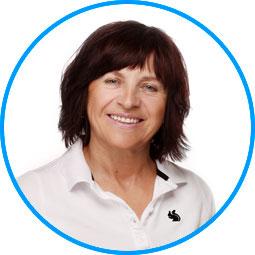 Team des AugenCentrums Pegnitz: Frau Sigrun Hümmer