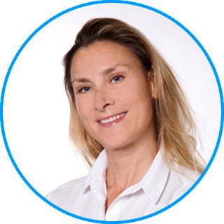 Team des AugenCentrums Bayreuth: Frau Dr. Rasche
